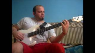 daily news the exploited (bass cover)