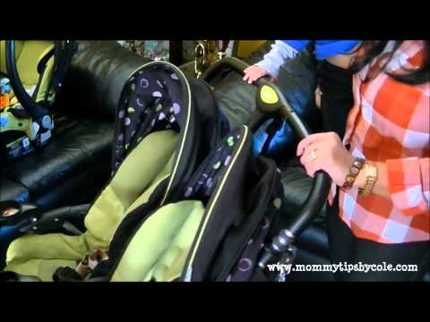 Review: Combi Double Stroller  (Part 2)