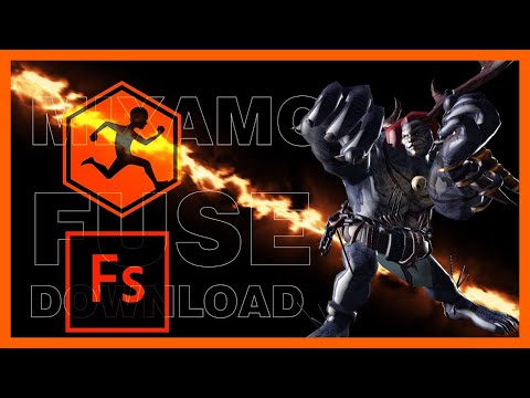 Mixamo Fuse Download – How To Download Mixamo Animations – Adobe Fuse cc tutorial