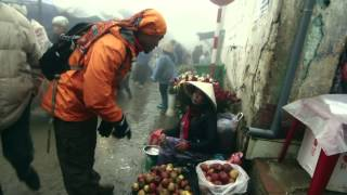 คนเบิกทาง : ศูนย์รวมชนเผ่าเมืองซาปา ประเทศเวียดนาม 29 ธ.ค.57 (1/4)