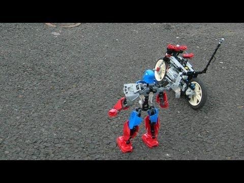 0 【動画】レゴ+バイク+ラジコン②