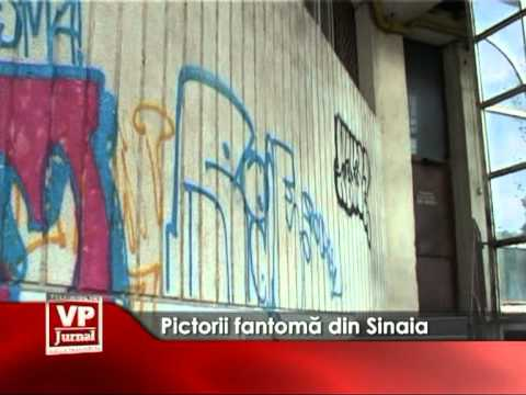 Pictorii fantomă din Sinaia