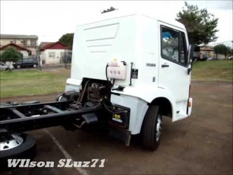 Polimento Caminhão Agrale 9200