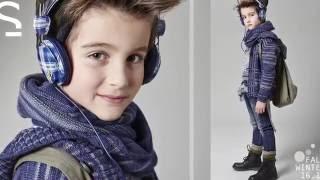 Детская одежда Sarabanda. Fall 2016 - Winter 2017