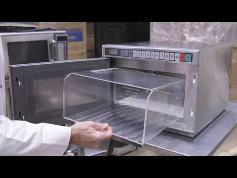 Samsung CPS4A Commercial Microwave Cavity Liner Product Video