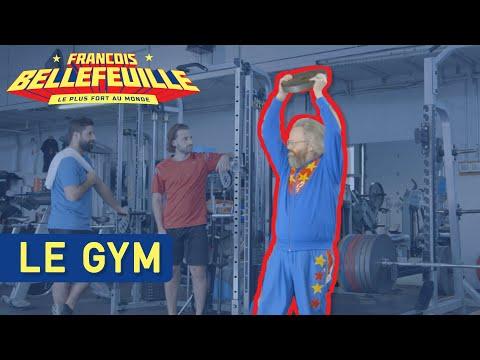 Le plus fort au monde - Le gym