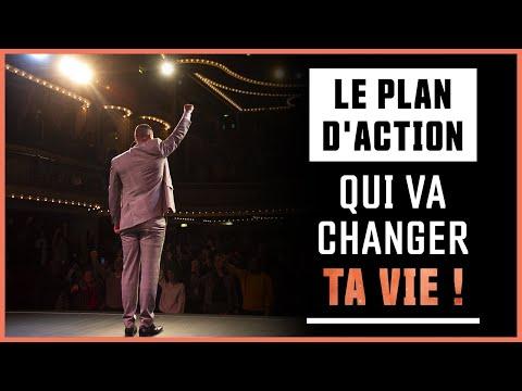 Comment avoir le bon plan d'action pour changer sa vie ?