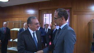 Министры иностранных дел Армении и Германии обозначили пути развития двусторонних отношений