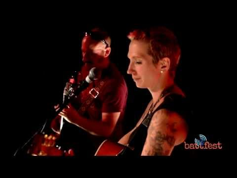 "Lisa Von H - ""The Raft"" - live @ Battfest Virtual Festival 2013"