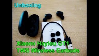 Xiaomi Haylou GT1 TWS Wireless Earbuds Unboxing