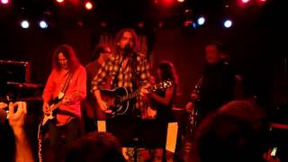 Hayes Carll 'The Weight' with Jason Isbell, Patterson Hood and Amanda Shires 2012-09-12