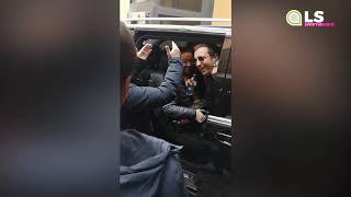 [ESCLUSIVA] Sanremo 2019: Pio E Amedeo Incontrano Nino D'Angelo E...