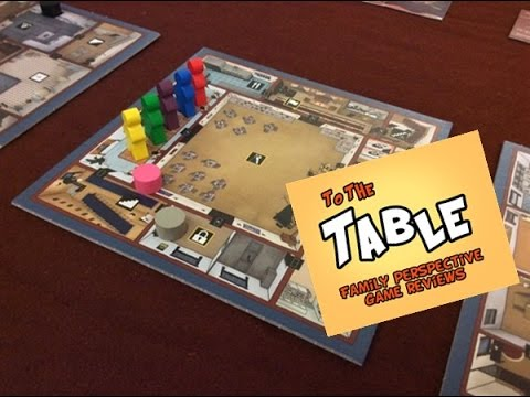 Board Game Review – [redacted] from Ludicreations | To The