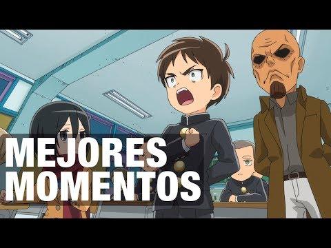 Trailer Ataque A Los Titanes: Junior High