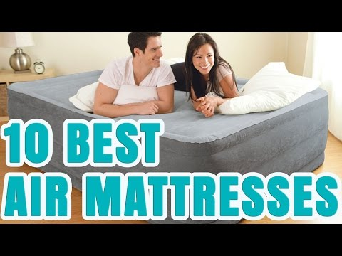 Best Air Mattress 2016/2017 – TOP 10 Air Beds