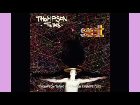 Thompson Twins - Living In Europe