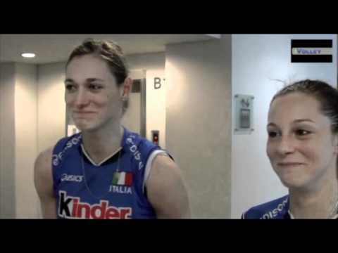 Preview video Italia-Brasile intervista muta