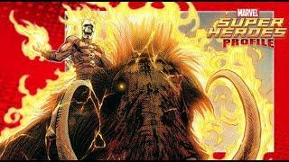 [SHP] 97 ประวัติ Ghost Rider ยุค 1 ล้านปีก่อนคริสตกาล!!