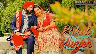 Sikh Wedding Highlight Film | Vancouver Sikh Wedding Videography | Rahul & Munjen