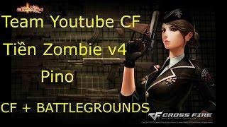 Live CF + Battlegrounds kỉ niệm 900k - Tiền Zombie v4