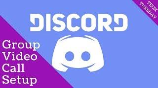 Discord Video Call Set Up | Tech Tuesday Tutorial