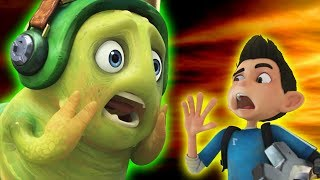 Insectibles | Episode #8 SAPPY | Funny Cartoons For Children | Oddbods & Friends