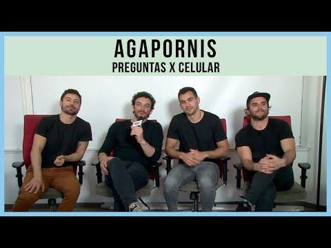 Agapornis video Preguntas x Celular - Septiembre 2019