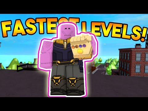 HOW TO LEVEL UP FAST IN ROBLOX SUPER POWER TRAINING SIMULATOR