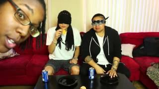 Pringles Challenge!! With HartBeat & TruSmileJones!