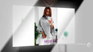 Одежда с AliExpress - Красивая теплая водолазка