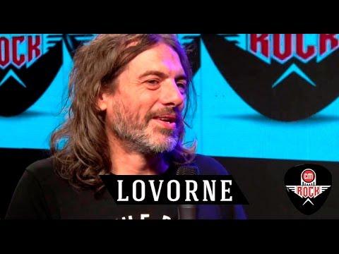 Lovorne video Lovernetorium - Entrevista 2017