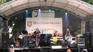 Video Kapela Pohledy - Divoká noc - Velkomeziříčské kulturní léto