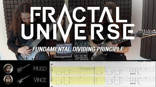 """Fundamental Dividing Principle"" - Guitar Playthrough"