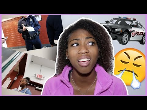 STORYTIME - MY JOB CALLED THE POLICE ON ME...🚔🚨
