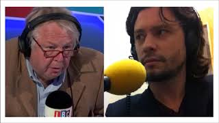Dr Mike Galsworthy & Nick Ferrari LBC Debate On Stopping Free Movement