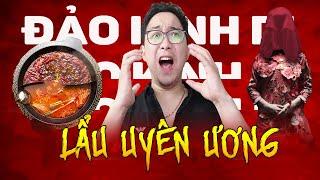 Truyện Thần Bí Về Món Ăn Trung Quốc: Lẩu Uyên Ương - Phần 1