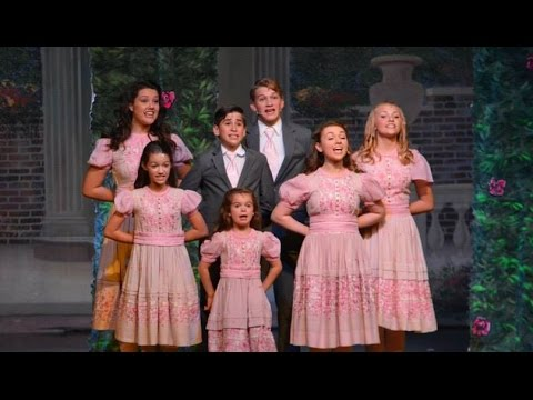 Sound Of Music Live- So Long, Farewell (Act I, Scene 9b) Mp3