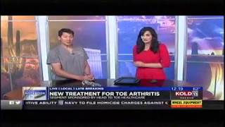Solve Arthritis Pain with Synthetic Cartilage