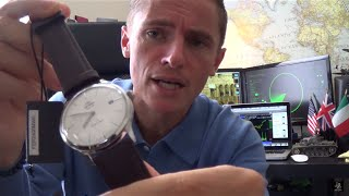 The Best Dress Watch For Under $130 EVER! - Orient Bambino Automatic Version 3 Full Review