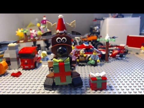 Vidéo LEGO Saisonnier 40092 : Le renne