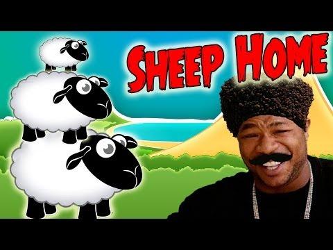 Овцы Путешественники! (Home Sheep Home 2) №1