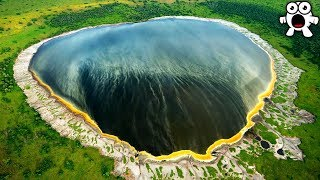 Horrifyingly Mysterious Lakes In The World
