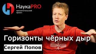 Сергей Попов - Горизонты чёрных дыр