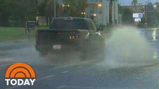 Isaias Brings Heavy Rain, Storm Surge, Strong Winds To East Coast | TODAY