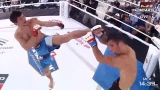 Залимбег Омаров vs Алексей Невзоров highlights, M-1 Challenge 95