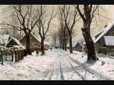 """Schubert - Winterreise - """"Die Wetterfahne"""", Hans Hotter, Gerald Moore"""