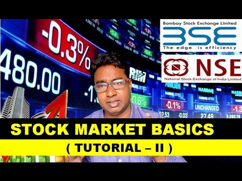 How to trade in Stock/Share Market ?Beginners Guide Tutorial – 2 (Intraday Trading )