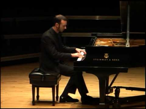 Performing Bach's Italian Concerto