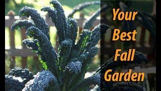 Fall Gardening: Where To Begin and 3 Tips To Maximize Your Autumn Garden (2019)
