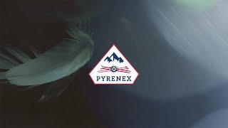 "PYRENEX, ""français"" brand established in 1968"